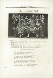 Page 14, 1924 Edition, Tipton High School - Tiptonian Yearbook (Tipton, IN) online yearbook collection