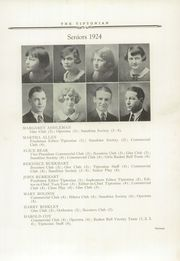 Page 17, 1924 Edition, Tipton High School - Tiptonian Yearbook (Tipton, IN) online yearbook collection