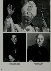 Page 14, 1954 Edition, Our Lady Queen of Angels Seminary - Prep Yearbook (Mission Hills, CA) online yearbook collection