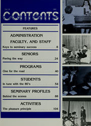 Page 9, 1954 Edition, Our Lady Queen of Angels Seminary - Prep Yearbook (Mission Hills, CA) online yearbook collection