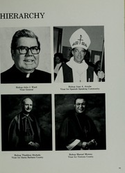 Page 15, 1982 Edition, Our Lady Queen of Angels Seminary - Prep Yearbook (Mission Hills, CA) online yearbook collection