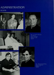 Page 17, 1982 Edition, Our Lady Queen of Angels Seminary - Prep Yearbook (Mission Hills, CA) online yearbook collection