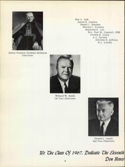 Page 10, 1967 Edition, Don Bosco Technical Institute - Techman Yearbook (Rosemead, CA) online yearbook collection