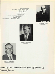 Page 11, 1967 Edition, Don Bosco Technical Institute - Techman Yearbook (Rosemead, CA) online yearbook collection