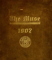 1907 Edition, Saint Mary's College - Stage Coach Yearbook (Raleigh, NC)
