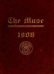 1908 Edition, Saint Mary's College - Stage Coach Yearbook (Raleigh, NC)