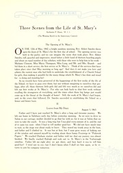 Page 15, 1917 Edition, Saint Marys School - Stage Coach Yearbook (Raleigh, NC) online yearbook collection