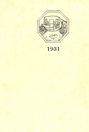 Page 5, 1931 Edition, Saint Marys School - Stage Coach Yearbook (Raleigh, NC) online yearbook collection