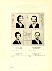 Page 16, 1932 Edition, Saint Marys School - Stage Coach Yearbook (Raleigh, NC) online yearbook collection