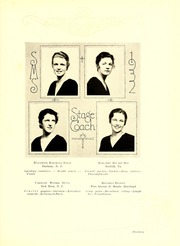 Page 17, 1932 Edition, Saint Marys School - Stage Coach Yearbook (Raleigh, NC) online yearbook collection
