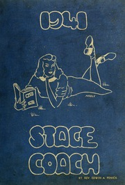 Page 1, 1941 Edition, Saint Marys School - Stage Coach Yearbook (Raleigh, NC) online yearbook collection