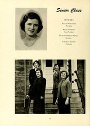 Page 16, 1953 Edition, Saint Marys School - Stage Coach Yearbook (Raleigh, NC) online yearbook collection