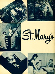 Page 2, 1953 Edition, Saint Marys School - Stage Coach Yearbook (Raleigh, NC) online yearbook collection