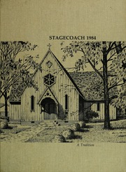 Page 1, 1984 Edition, Saint Mary's College - Stage Coach Yearbook (Raleigh, NC) online yearbook collection