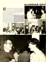 Page 12, 1984 Edition, Saint Mary's College - Stage Coach Yearbook (Raleigh, NC) online yearbook collection