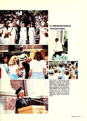Page 15, 1984 Edition, Saint Mary's College - Stage Coach Yearbook (Raleigh, NC) online yearbook collection