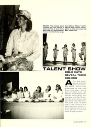 Page 17, 1984 Edition, Saint Mary's College - Stage Coach Yearbook (Raleigh, NC) online yearbook collection