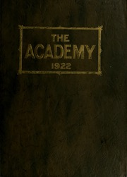 Page 1, 1922 Edition, University School of Milwaukee - Trident Yearbook (Milwaukee, WI) online yearbook collection