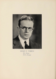 Page 11, 1935 Edition, University School of Milwaukee - Trident Yearbook (Milwaukee, WI) online yearbook collection