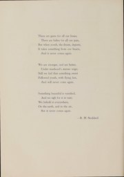 Page 13, 1935 Edition, University School of Milwaukee - Trident Yearbook (Milwaukee, WI) online yearbook collection