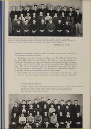 Page 16, 1935 Edition, University School of Milwaukee - Trident Yearbook (Milwaukee, WI) online yearbook collection