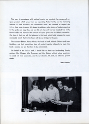 Page 6, 1962 Edition, Packer Collegiate Institute - Pelican Yearbook (Brooklyn, NY) online yearbook collection