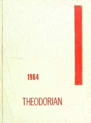 1964 Edition, Theodore High School - Theodorian Yearbook (Theodore, AL)