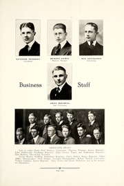 Page 17, 1920 Edition, Waterloo West High School - Wahawk Yearbook (Waterloo, IA) online yearbook collection