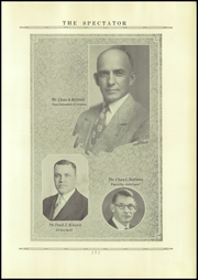 Page 11, 1927 Edition, Waterloo West High School - Wahawk Yearbook (Waterloo, IA) online yearbook collection