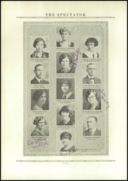 Page 12, 1927 Edition, Waterloo West High School - Wahawk Yearbook (Waterloo, IA) online yearbook collection