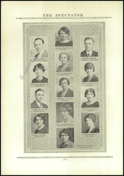 Page 14, 1927 Edition, Waterloo West High School - Wahawk Yearbook (Waterloo, IA) online yearbook collection