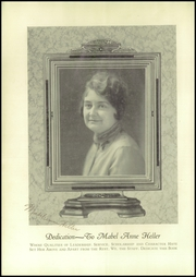Page 8, 1927 Edition, Waterloo West High School - Wahawk Yearbook (Waterloo, IA) online yearbook collection