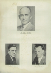 Page 12, 1931 Edition, Waterloo West High School - Wahawk Yearbook (Waterloo, IA) online yearbook collection