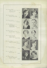 Page 13, 1931 Edition, Waterloo West High School - Wahawk Yearbook (Waterloo, IA) online yearbook collection