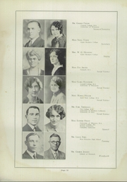 Page 16, 1931 Edition, Waterloo West High School - Wahawk Yearbook (Waterloo, IA) online yearbook collection