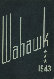 Page 1, 1943 Edition, Waterloo West High School - Wahawk Yearbook (Waterloo, IA) online yearbook collection