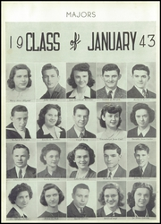 Page 16, 1943 Edition, Waterloo West High School - Wahawk Yearbook (Waterloo, IA) online yearbook collection