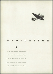 Page 8, 1943 Edition, Waterloo West High School - Wahawk Yearbook (Waterloo, IA) online yearbook collection
