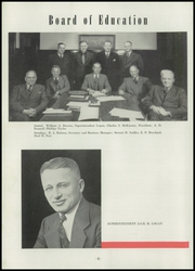 Page 10, 1947 Edition, Waterloo West High School - Wahawk Yearbook (Waterloo, IA) online yearbook collection