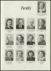 Page 13, 1947 Edition, Waterloo West High School - Wahawk Yearbook (Waterloo, IA) online yearbook collection