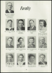 Page 14, 1947 Edition, Waterloo West High School - Wahawk Yearbook (Waterloo, IA) online yearbook collection