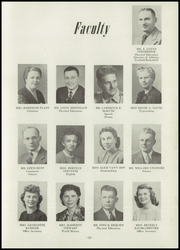 Page 15, 1947 Edition, Waterloo West High School - Wahawk Yearbook (Waterloo, IA) online yearbook collection