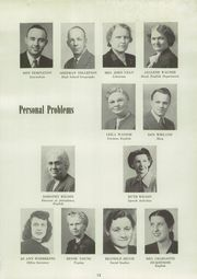 Page 17, 1950 Edition, Waterloo West High School - Wahawk Yearbook (Waterloo, IA) online yearbook collection