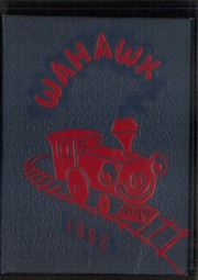 1952 Edition, Waterloo West High School - Wahawk Yearbook (Waterloo, IA)
