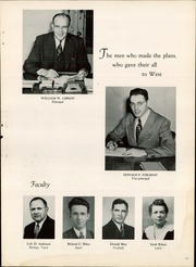 Page 13, 1952 Edition, Waterloo West High School - Wahawk Yearbook (Waterloo, IA) online yearbook collection