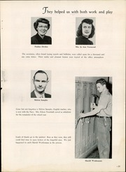 Page 17, 1952 Edition, Waterloo West High School - Wahawk Yearbook (Waterloo, IA) online yearbook collection