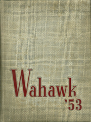Page 1, 1953 Edition, Waterloo West High School - Wahawk Yearbook (Waterloo, IA) online yearbook collection
