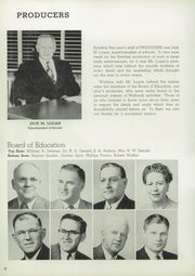 Page 12, 1953 Edition, Waterloo West High School - Wahawk Yearbook (Waterloo, IA) online yearbook collection