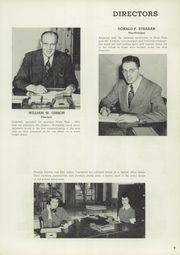 Page 13, 1953 Edition, Waterloo West High School - Wahawk Yearbook (Waterloo, IA) online yearbook collection