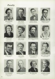 Page 16, 1953 Edition, Waterloo West High School - Wahawk Yearbook (Waterloo, IA) online yearbook collection